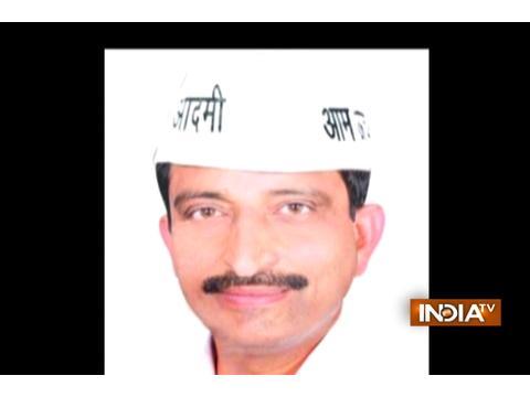 IT raids AAP MLA Kartar Singh Tanwar's residence