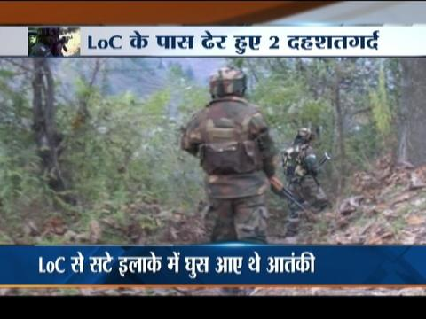 2 Army soldiers killed in encounter during Pakistani terrorist infiltration in