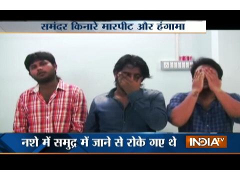 Drunk tourists beat up hotel manager in WB's Midnapore