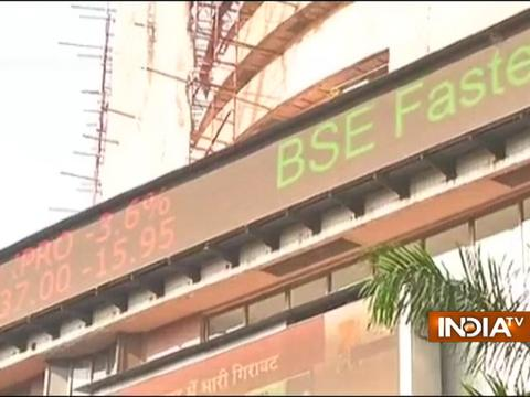 Demonetisation Effect: Sensex down over 1300 points, Nifty over 400 points