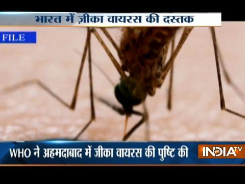 WHO confirms first three cases of Zika Virus in India