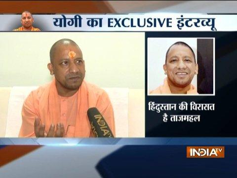 Cong leaders themselves are not confident about Rahul's leadership,where he goes, defeat follows: Yogi