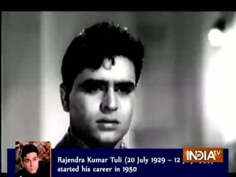 IndiaTV remembers acting legend Rajendra Kumar on his birthday