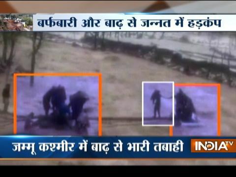 JK: 3 jawans martyred in avalanche in Kargil's Batalik sector