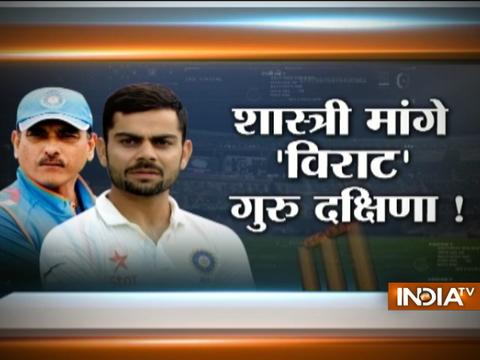 Cricket ki Baat: I am used to challenges, bring on another one says Ravi Shastri