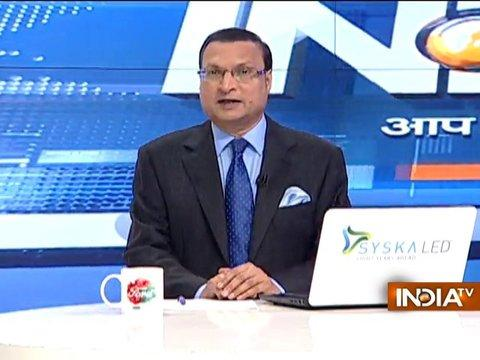 Aaj Ki Baat with Rajat Sharma | 12th December, 2017