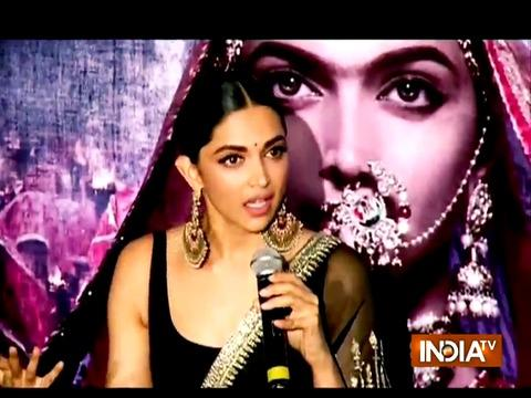 Padmavati Trailer: Deepika Padukone is proud of Bhansali's film