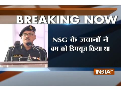 NSG Chief admits to bomb defusal by commandos at DRDO building, two months back