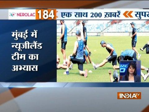 Top Sports News   16th October, 2017