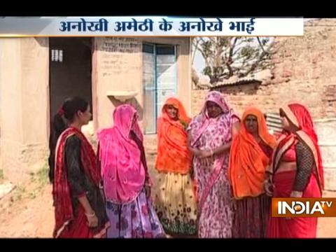 Good News: Brothers gift toilets to women in Amethi on Raksha Bandhan