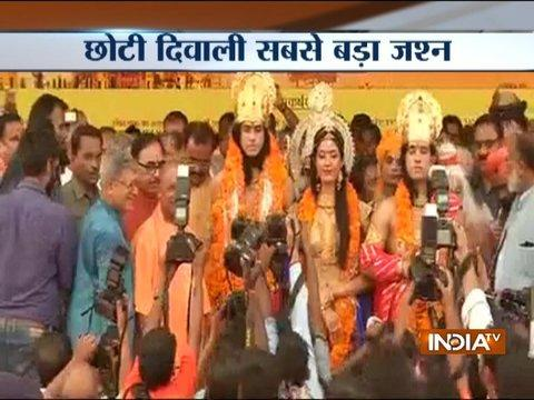 Ayodhya: Big Diwali event 'Deepotsav' at the birth place of Lord Rama