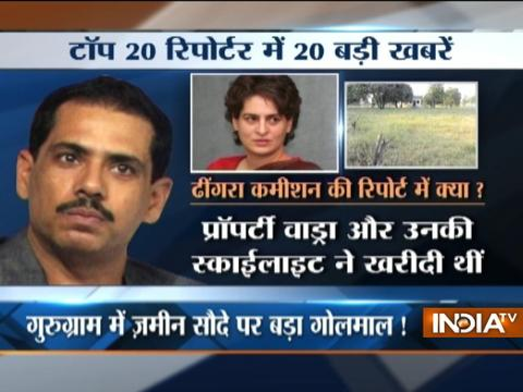Top 20 Reporter | 28th April, 2017 ( Part 2 ) - India TV