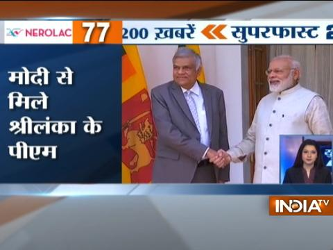 Superfast 200 | 26th April, 2017, 05:00 PM ( Full Segment ) - India TV
