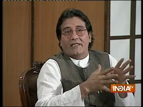 Vinod Khanna's views about BJP