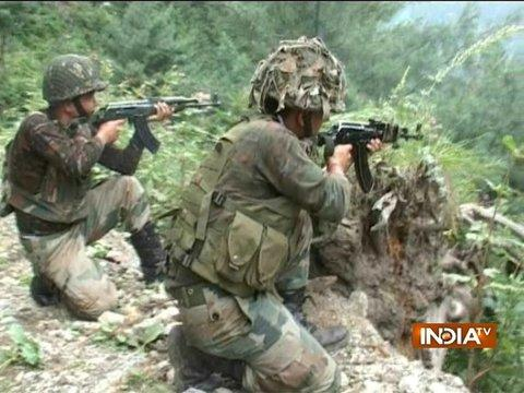 Encounter in Jammu and Kashmir's Handwara