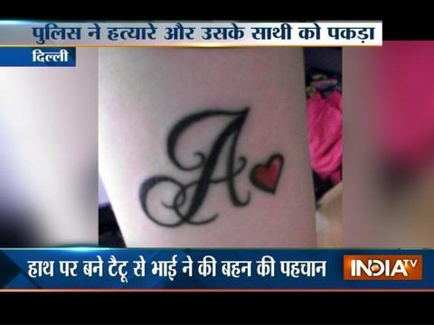 Delhi police solves 8-year old murder mystery of a girl through a 'Tattoo'