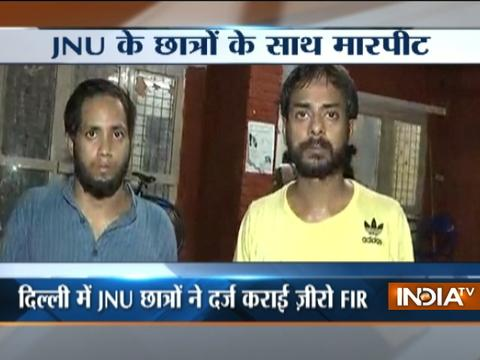 Maharashtra: JNU student complains of molestation, attempted gang rape in Faridabad