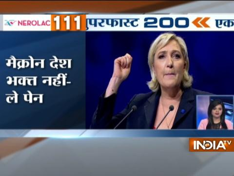 Superfast 200 | 24th April, 2017, 05:00 PM ( Part 2 ) - India TV