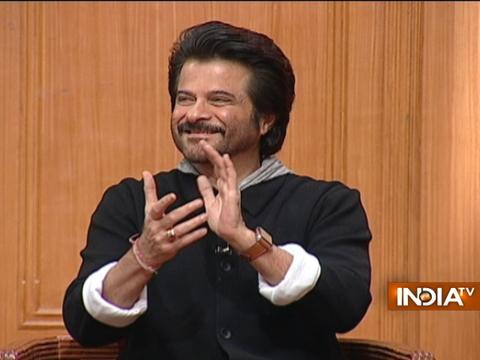 Bollywood Actor Anil Kapoor in Aap Ki Adalat