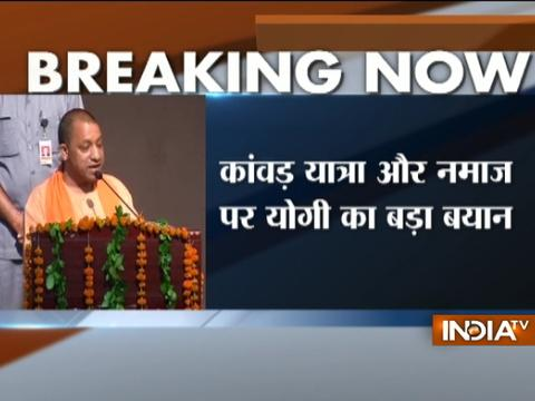 UP CM says if I cannot stop namaz on road,I have no right to stop Janmashtami at police stations