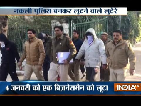 Fake Police gang busted in Delhi