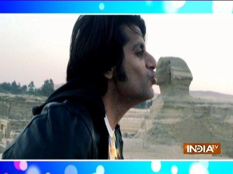 Karanvir Bohra and Teejay are holidaying in Egypt