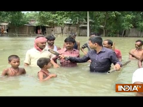 Bihar flood toll climbs to 153, Army called in for rescue operations