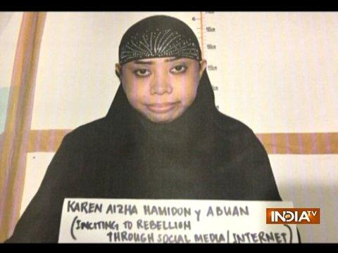 NIA interrogates suspected ISIS recruiter who was held in Philippines