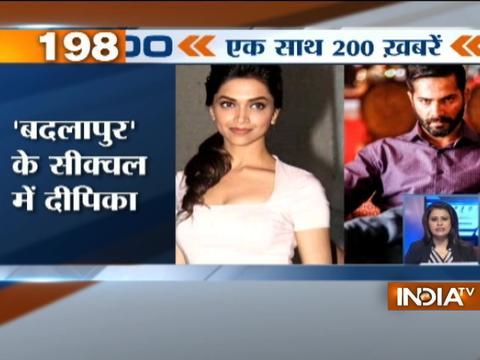 Superfast 200   26th May, 2017, 07:30 PM ( Full Segment ) - India TV