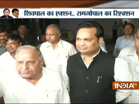 Samajwadi Party rift: Mulayam Singh Yadav after meeting with senior party