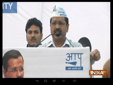 BJP did what ISI could not in 70 years: CM Arvind Kejriwal