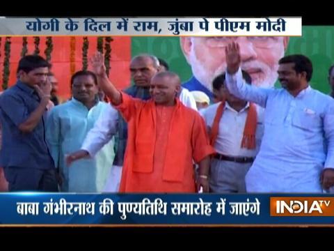 CM Yogi Adityanath promises Rs 1 lakh subsidy for Kailash Mansarovar Yatra