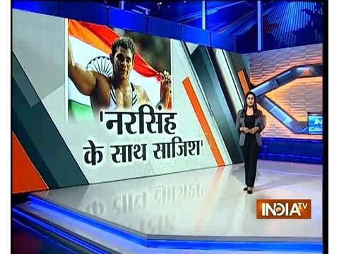 Rio-bound Narsingh Yadav fails dope test, cries foul