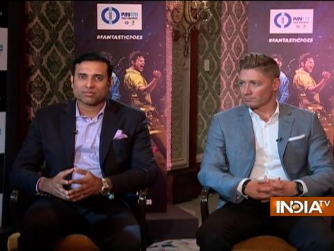 Australia have to be at their best to top Kohli: Michael Clarke to India TV