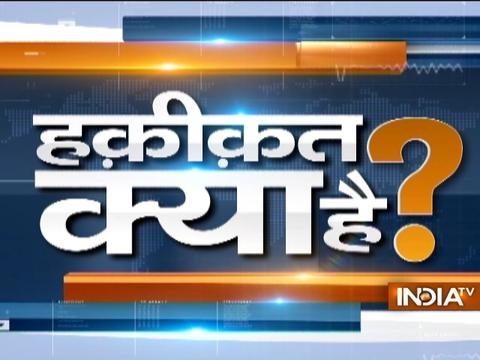 Haqiqat Kya Hai: The truth behind Scuffle Breaks Out Between Akhilesh and