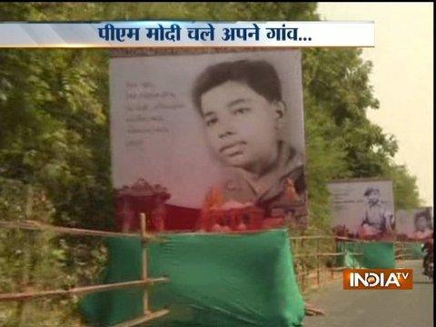 Aaj Ki Baat Good News: PM Modi to visit his childhood village Vadnagar