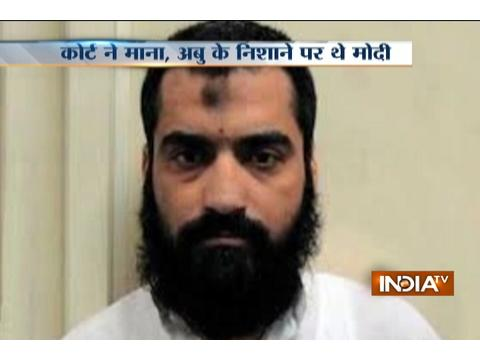 26/11 key plotter Abu Jundal convicted in 2006 arms haul case