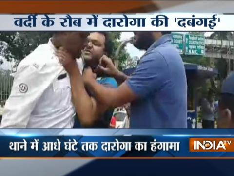 Meerut: Cops caught fighting on camera in Police Station