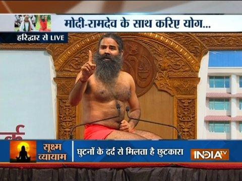 After Baba Ramdev, PM Modi to perform yoga, address IAS probationers in Mussoorie