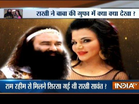 The truth behind alleged relationship between Rakhi Sawant and Ram Rahim