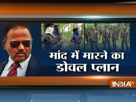 Sukma Attack: Ajit Doval eyes surgical strike on Naxals to teach them a lesson