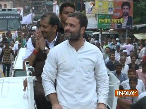 Youth in India wants to work but the BJP is not able to provide them with employment opportunities: Rahul