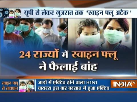 Swine flu continue to claim life, death toll mounts to 1000 across the country