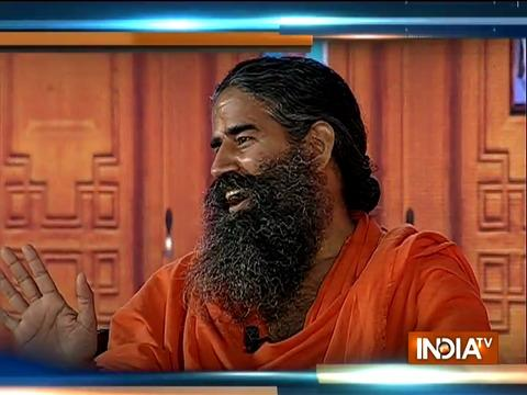 I am thankful to Rajat Ji for not calling me Baba but Swami Ramdev