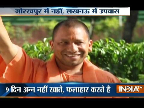PM Modi and Yogi Adityanath to join devotees in observing nine-day fast this Navratri