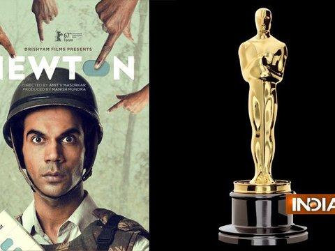 Rajkummar Rao's new release Newton is India's official pick for the Oscars