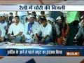 अहमदाबाद में रैली के दौरान बिजली चोरी करते दिखे हार्दिक पटेल के समर्थक