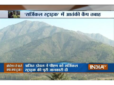 J&K: Villages near Indo-Pak LoC border being evacuated after surgical strike in