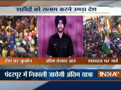 Nation bids a tearful adieu to Nagrota martyrs