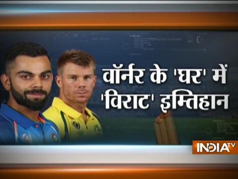 3rd T20I: India aim to clinch T20I series against Australia